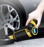 Automatic Portable Handheld Digital LED Smart Car Air Compressor Pump