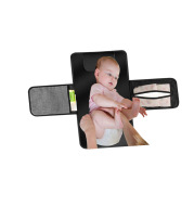 Portable Diaper Baby Bag Waterproof Multifunctional Insulation Pad Clean Hand Folding Cover