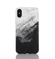 Mobile phone case all-inclusive ink Chinese style hard shell