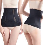 Plastic belt body no trace breathable high waist memory metal women's strap