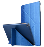 Applicable to 2020 new ipadPro11 silk holster ultra-thin protective shell 9.7 2020 dormant deformation leather case