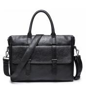 Men's bag shoulder slung portable postman casual British official retro trend travel men's Korean version of the computer bag