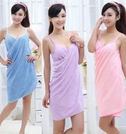 Super Fine Fiber Bath Towel - New Style Beach Towel - Bath Dress Towel