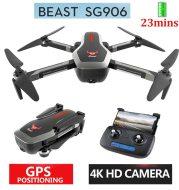 SG906 Professional Edition 4K HD aerial drone