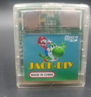 JDGB GB, GBC burning card