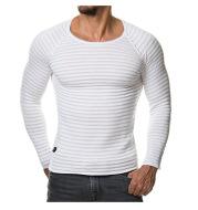 Men Casual Pullovers Spring/Autumn Sweater Slim Men O-Neck Sweater