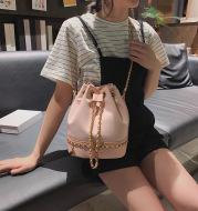 Fashion woven chain handbag
