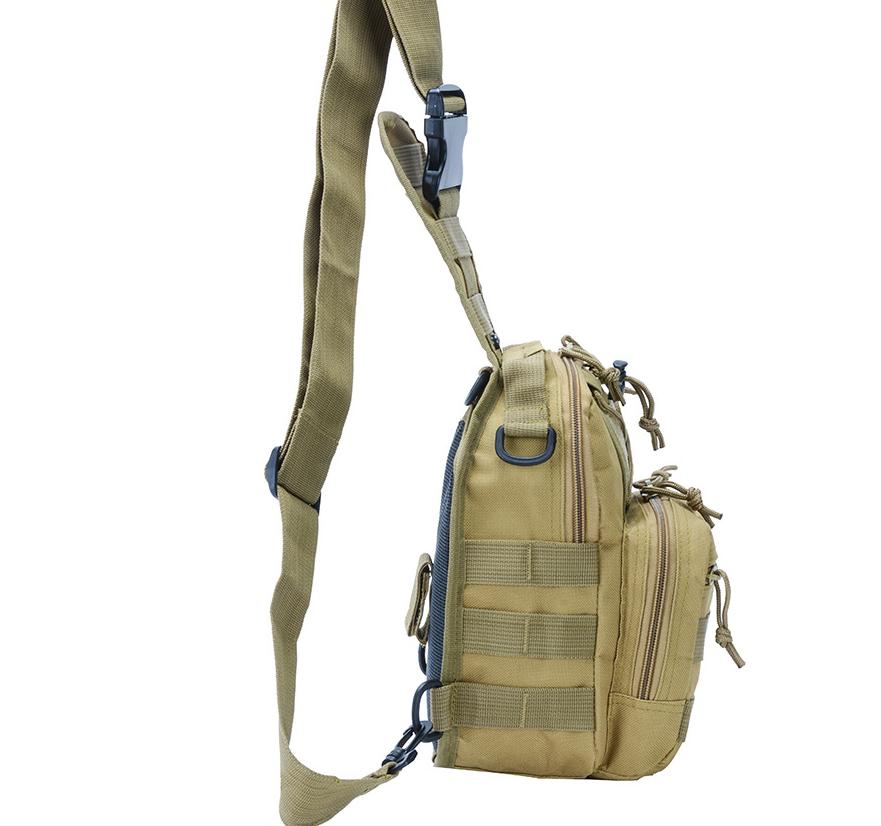 Tactical shoulder bag allinonehere.com