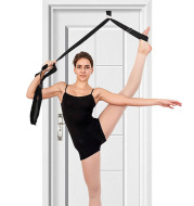 Adjust Resistance Band Hanging On The Door Easy Install Flexibility Training Strap Yoga Ballet