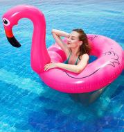 Popular  Flamingo Swim Ring