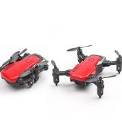 Mini folding drone WIFI remote control aircraft