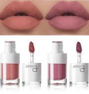 Lipstick 16 color white bottle matte lip gloss lasting moisturizing