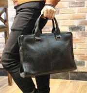 Business bag briefcase men's handbag