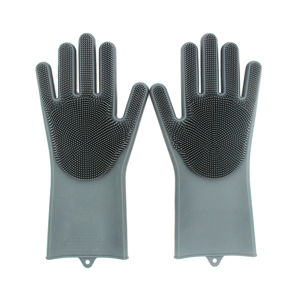 Silicone Cleaning Gloves & Heat Resistant