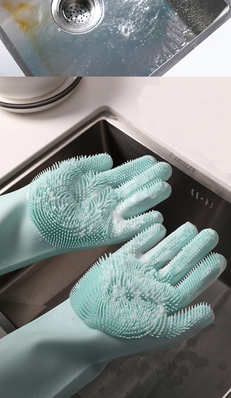 Silicone Cleaning Heat Resistant