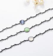 Black thorn bracelet