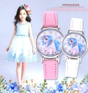 Children's cartoon watch unicorn watch
