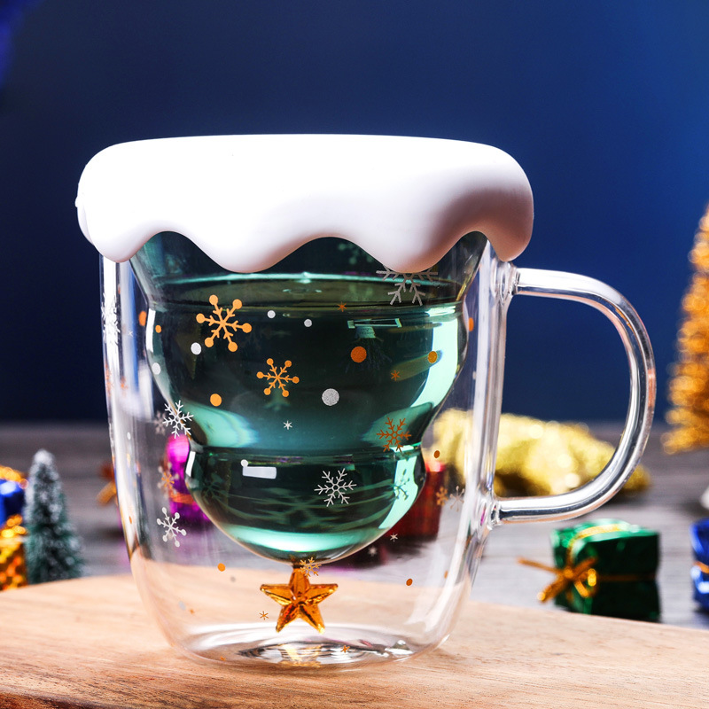 high-temperature resistant glass cup