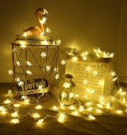 LED small lights flashing lights lights with stars small decoration
