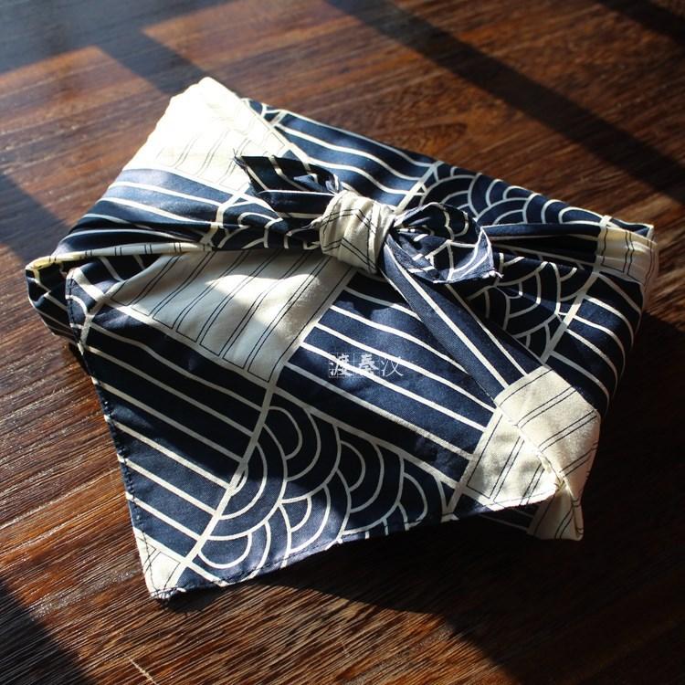 Pañuelo envoltorio estilo Furoshiki Japonés, distintos modelos y medidas