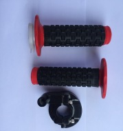 Motorcycle throttle switch