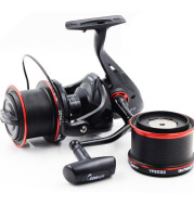 Full metal double cup cup 9000+8000 fishing reel