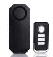 Electric vehicle remote alarm