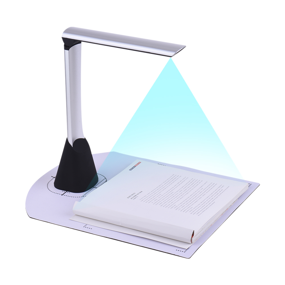 Portable High-Speed Book Scanner