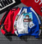 Windbreaker jacket color matching