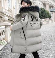 Medium long coat
