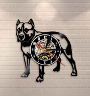 Wall Clock Dog Breed Gifts