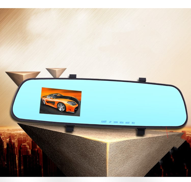 Vehicle Rearview Drive Recorder overview