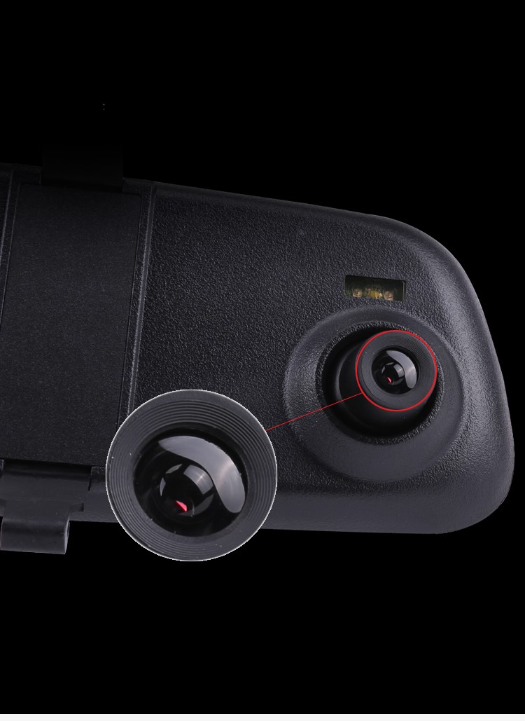 Vehicle Rearview Drive Recorder camera