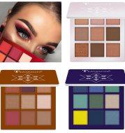 Nine Color Eyeshadow Palette