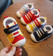 Soft bottom baby toddler shoes