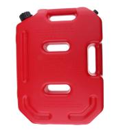 Spare fuel tank thickened plastic drum
