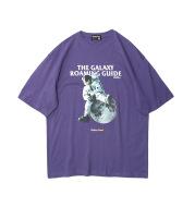 Cartoon astronaut t-shirt