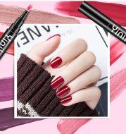New nail polish one step nail polish gel