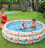 Round Inflatable Pool for Baby Swimming Bathing