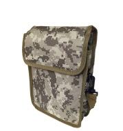 Outdoor bag engineer shovel storage bag