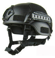 Simple mobile version of the field CS riding helmet