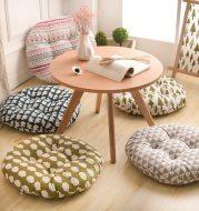 Seat Cushion Silk Cotton Core