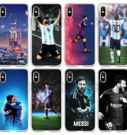 Football star Messi mobile phone case
