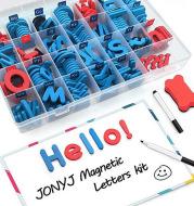 English alphabet magnetic stickers