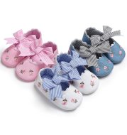Baby princess shoes toddler shoes soft bottom