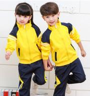 Children's autumn long sleeve suit