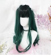 Soft girl girl Mori Lolita wig