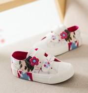 Children sport shoes kids girl sneakers baby cute flat shoes
