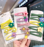 Candy color hairpin