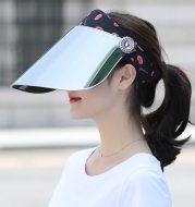 Female summer sun hat